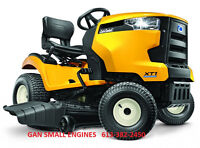 CUB CADET LAWN TRACTOR,0% fin up to 3yrs @ $74 a month