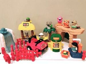 Fisher Price Little People zoo lot