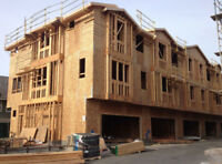 EXPERT Framing Crew for Custom Home and Additions!