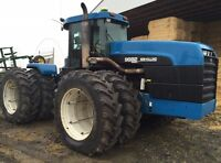 New Holland 9682 4WD