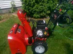 27 inches Craftsman snow blower
