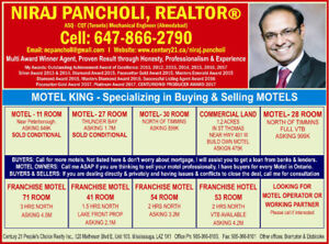 11 Room Motel with Restaurant for Sale Near Peterborough, ON