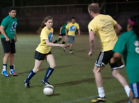 Come Play Co-ed Soccer