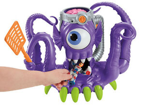 Fisher-Price Imaginext Space Tentaclor jouet