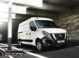 Nissan NV400 L3H2 Acenta 135ps - 21 Plates Available