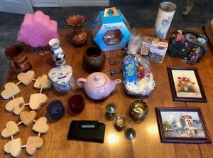 Collection of 20 + Interesting Things, $20   Stocking Stuffers !