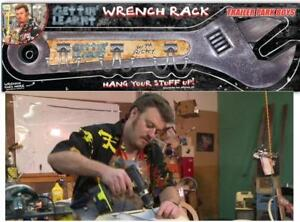 Trailer Park Boys 31 Inch Wrench Rack (New)