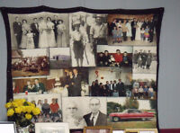 Lost Picture Blanket