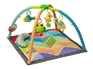 Infantino Baby Activity Gym / Mat ■■■ MINT Condition
