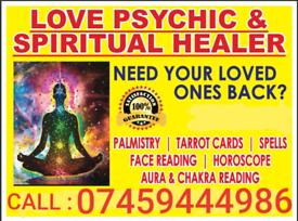 Top psychic,spiritual healer,clairvoyant,medium,bring back EX-LOVE,ast