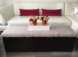 Storage Ottoman / Chest / Coffee Table - NEW! FREE Delivery!