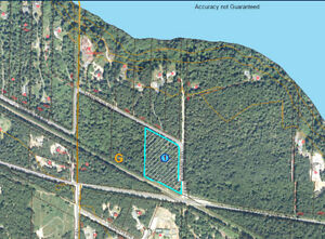 Opportunity Knocks! 5+ Acres, LT4 Harness Rd, Qualicum North