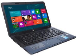 HP AMD DUAL CORE REFURBED LAPTOP COMPUTER WINDOWS 10