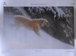 "END OF THE MONTH SALE on ROBERT BATEMAN POSTER ""MOMENTUM"""