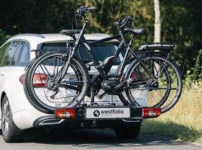 Westfalia BC 80 Bikelander Portabicicletas Para 2 Bicicletas O Eléctricas