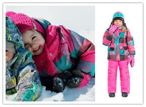 Habit de neige Nano - 4 ans + accessoires