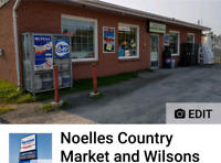 "We are hiring. ""Noelles country market/Wilsons gas bar.  Apply"