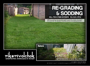 Professional Landscaping - Decks, Interlock, Gardens, Sod & more Kitchener / Waterloo Kitchener Area image 6