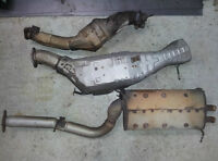 Mazda RX7 FD complete exhaust system 1993 and up