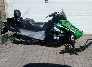 2009 Arctic Cat T570 Touring - Nice Sled Great Value