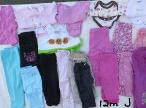Little girl clothes (cont'd)