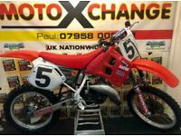 1991 HONDA CR 125....£3295....MINT BIKE....MOTO X CHANGE