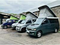 MAZDA BONGO POP TOP CAMPERVANS JAP PERFORMANCE IMPORTS