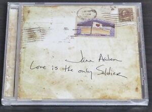 Love Is the Only Soldier by Jann Arden (CD, Sep-2003, Universal)
