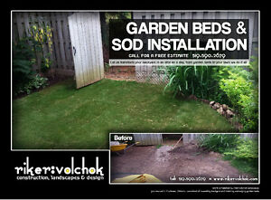 SOD INSTALLATION SPECIAL - FLAT RATE Kitchener / Waterloo Kitchener Area image 6