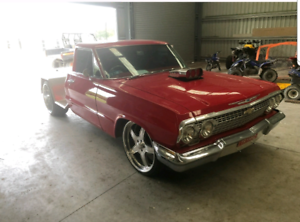 swap or cash 1963 chev impala ute swap tipper truck semi , 4x4