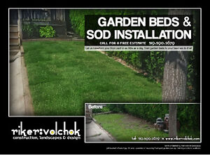 SOD INSTALLATION SPECIAL - FLAT RATE Kitchener / Waterloo Kitchener Area image 5