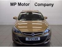 2014 14 VAUXHALL ASTRA 1.6 ELITE 5D 113 BHP 5DR SPORTS ESTATE, 28-000M FVSH