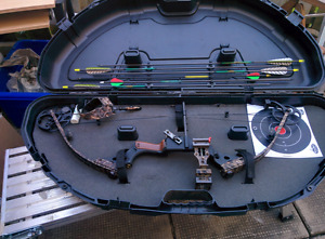 Mission compound bow
