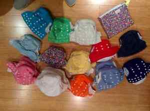 Baby cloth diaper