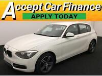 BMW 116 2.0TD ( bhp ) ( s/s ) Sports Hatch 2014MY d Sport FROM £57 WEEK!