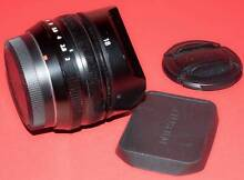 Fujifilm XF 18mm f2 EBC Fujinon for X-Pro, etc. Tyabb Mornington Peninsula Preview
