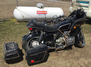 1982 Honda Gold Wing Interstate 1100 For Sale Motorcycle & Parts