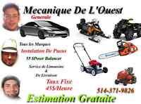 45$/Hours Service de mecanique proffesionnel