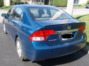 Honda civic dx 2011 nego