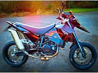 *REDUCED**BARGAIN*Ktm 690sm LC4