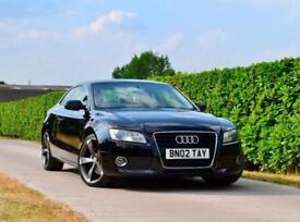 2011 Audi A5 3.2 FSI Black Edition Multitronic 2dr