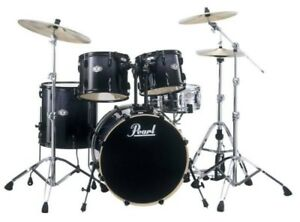 Full drum kit for sale.