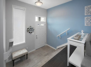 Town Home in the beautiful community of Chappelle Gardens!