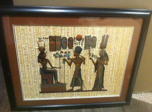 Egyptian Wall Pictures