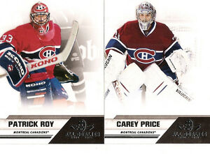 2010-11 Panini All Goalies Set ( 100 cards & Free Plastic Case)