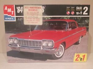 All American Models Resin 1964 Chevrolet Biscayne 409