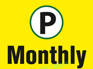 Monthly Reserved Parking Downtown Regina parking