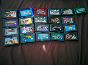 Gba games!