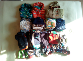 Boys clothes bundle 3-4 years old (over 120 items)
