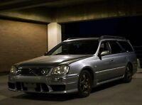 1998 Nissan Stagea Skyline wagon
